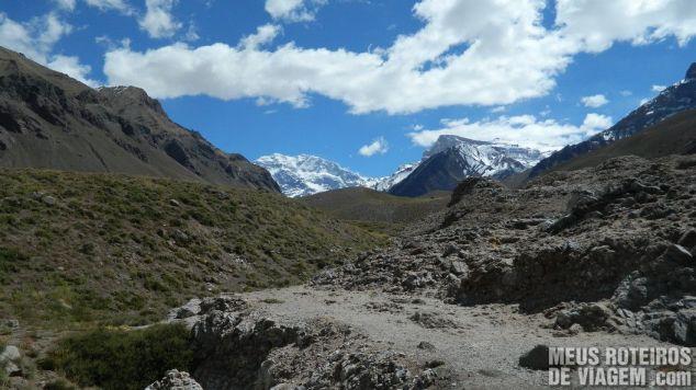 Monte Aconcágua - Cordilheira dos Andes Mendoza Argentina