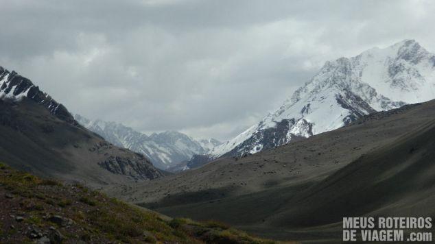 Cordilheira dos Andes Argentina