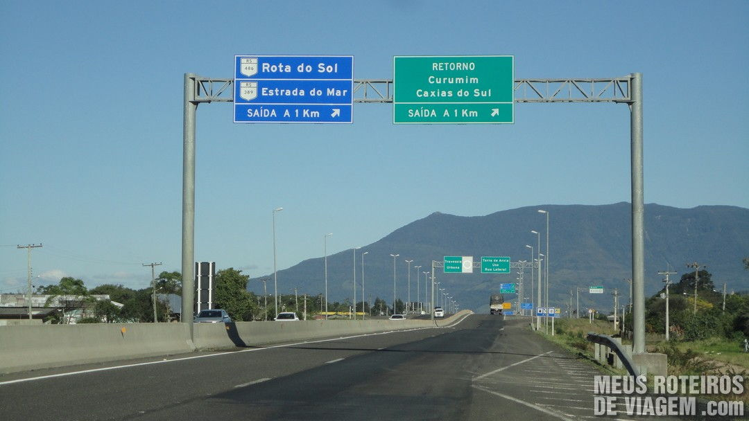 Rodovia BR-101 - Rio Grande do Sul