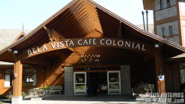 Bela Vista Café Colonial Gramado