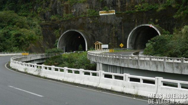Túneis da Rota do Sol