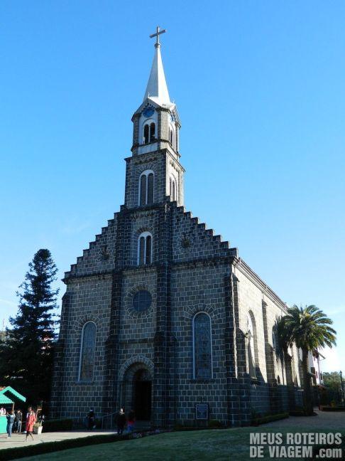 Igreja Matriz São Pedro - Gramado