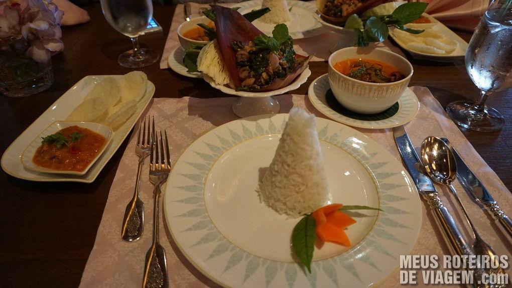 The Oriental Thai Cooking School - Mandarin Oriental Bangkok