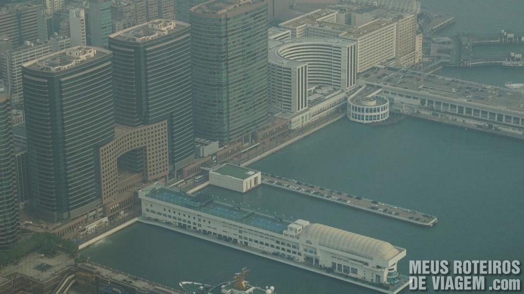 Complexo Harbour City - Hong Kong