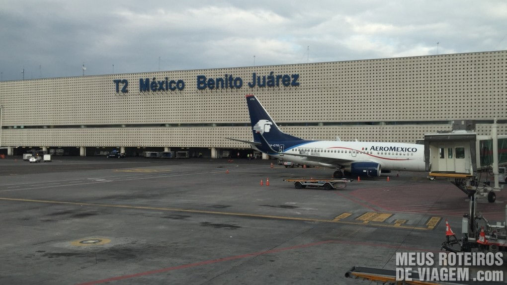 Terminal 2 do Aeroporto da Cidade do México