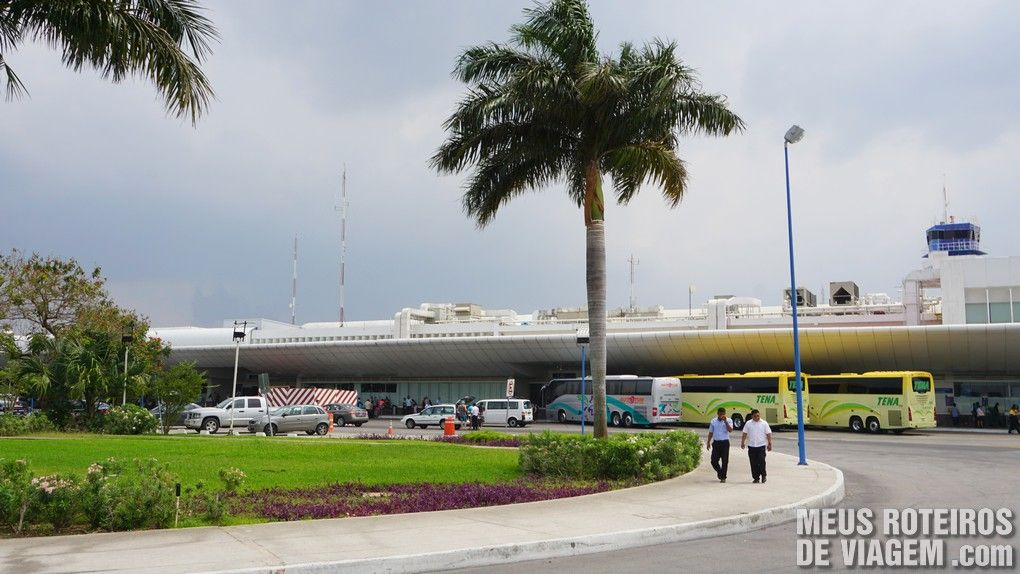 Terminal 2 do Aeroporto de Cancun