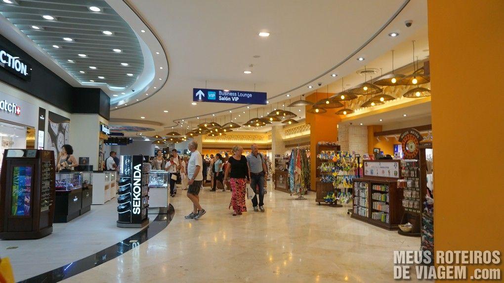 Aeroporto Internacional de Cancún - México