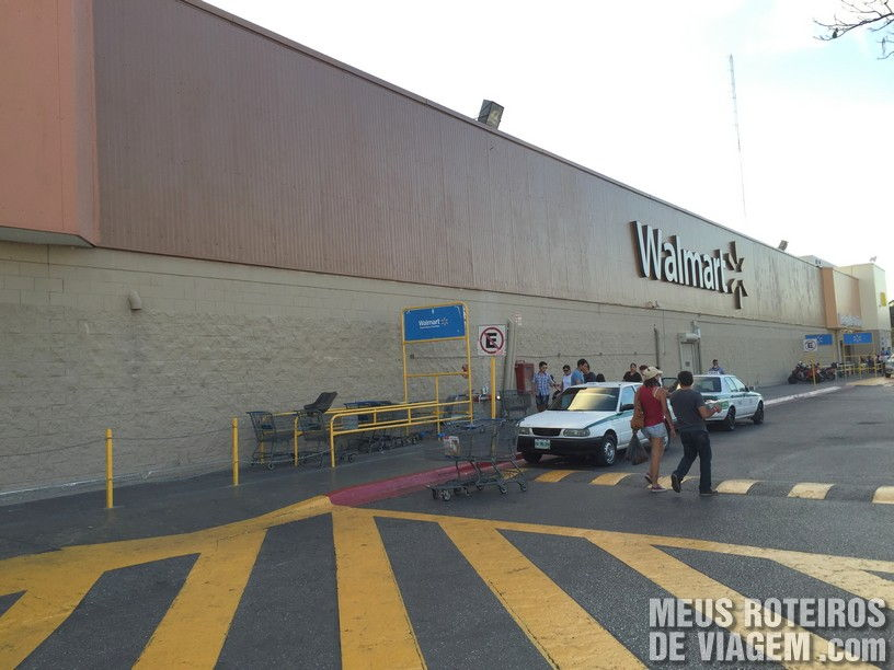 Walmart de Cancun