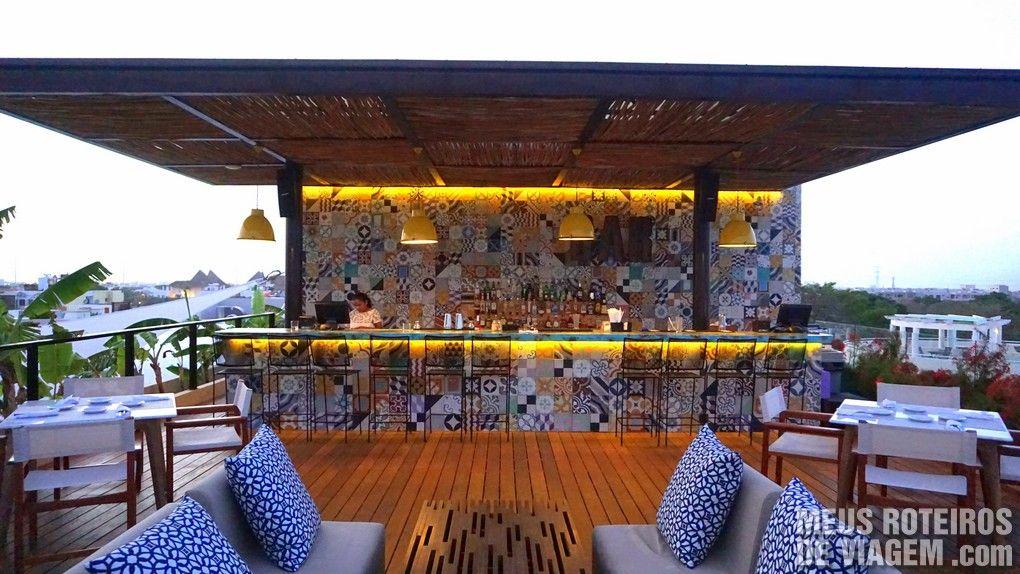 Hotel Cacao - Playa del Carmen, Mexico