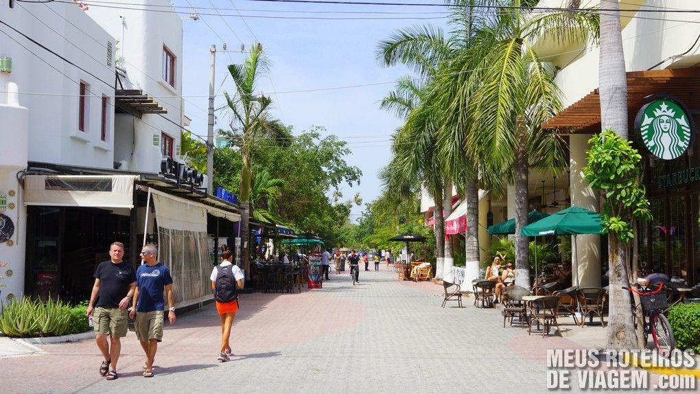 Quinta Avenida - Playa del Carmen