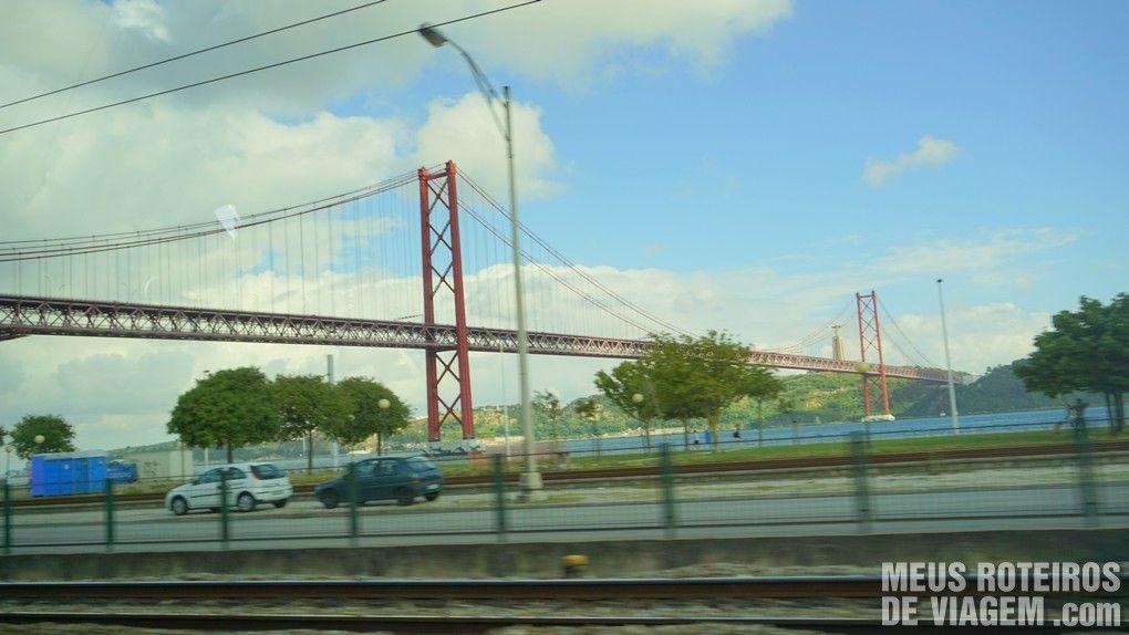Ponte 25 de Abril - Lisboa, Portugal