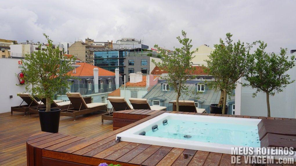 Hotel Porto Bay Liberdade - Lisboa, Portugal