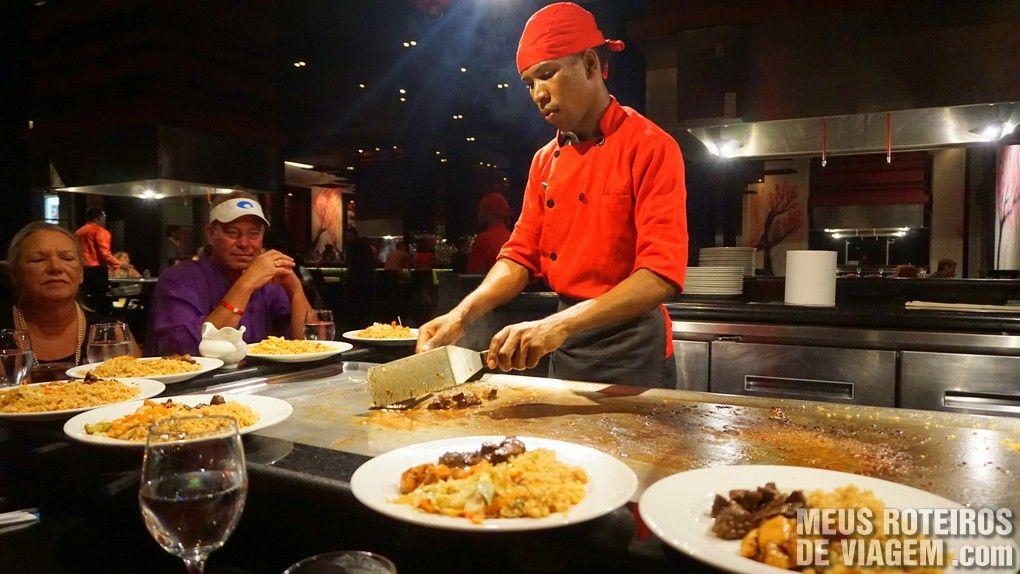 Restaurante Zen - Hard Rock Hotel & Casino Punta Cana All Inclusive