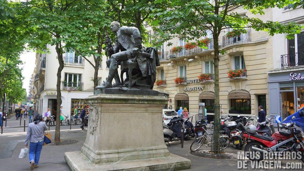 Boulevard Saint-Germain - Paris