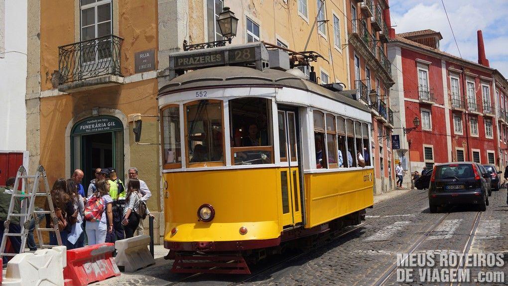 Transporte Público em Lisboa: metrô, bondes, elevadores e trens | Meus Roteiros de Viagem