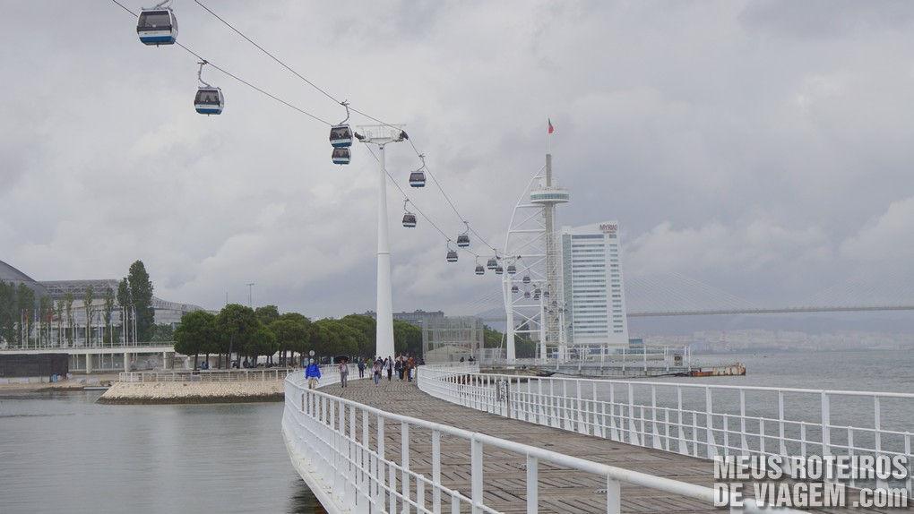 Parque das Nações - Lisboa, Portugal