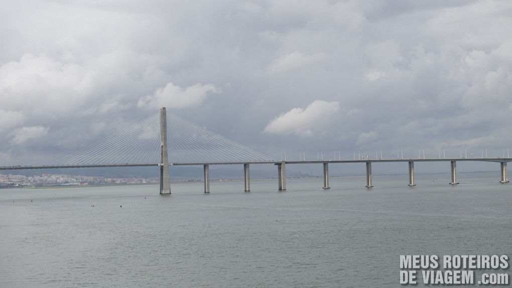 Ponte Vasco da Gama - Lisboa, Portugal