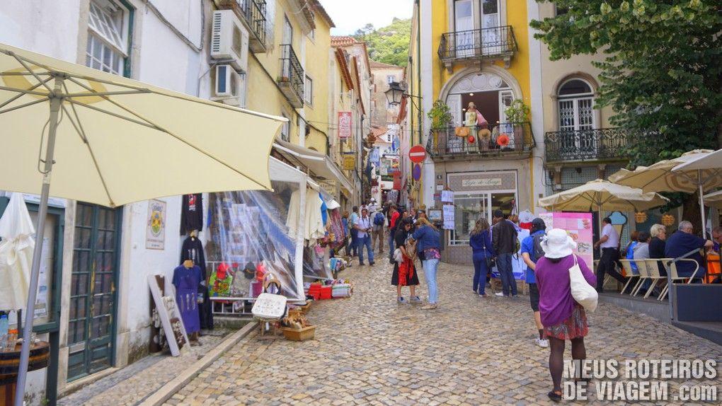 Vila de Sintra - Portugal