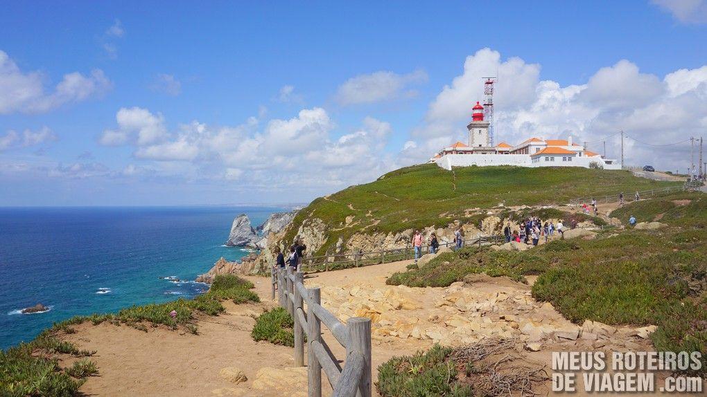 Cabo da Roca - Sintra, Portugal