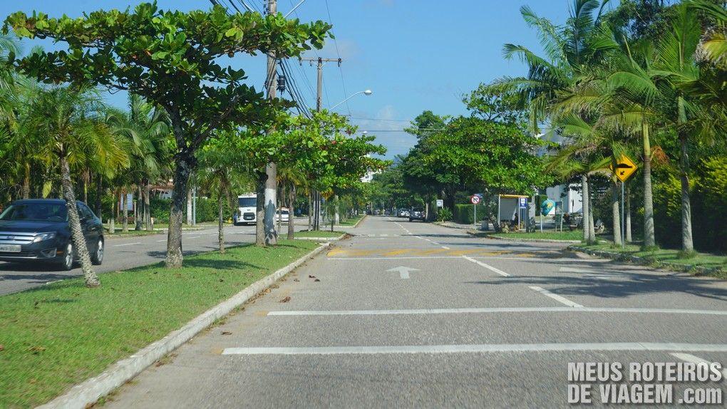 Avenida dos Búzios - Jurerê Internacional, Floripa