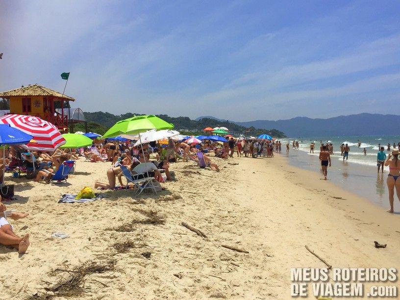 Praia de Jurerê Internacional - Florianópolis