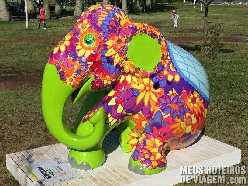 """Elefante """"Elefora"""", por Marcelo Barnero"""