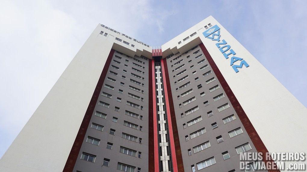 Hotel Wyndham Golden Foz Suites - Foz do Iguaçú