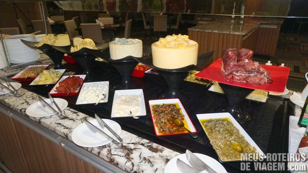 Restaurante do Hotel Wyndham Golden Foz Suites - Foz do Iguaçú