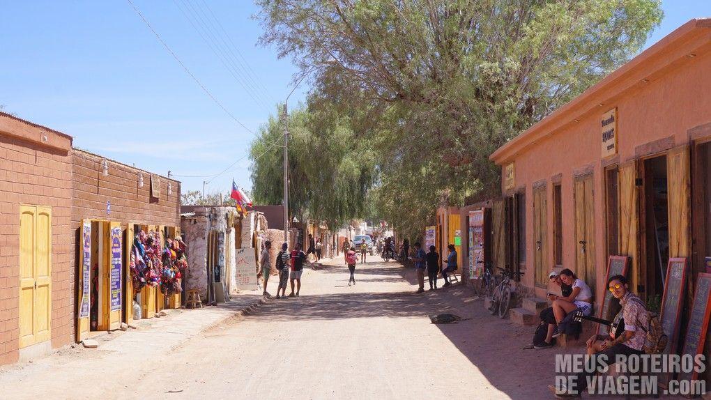 Rua Caracoles - San Pedro de Atacama