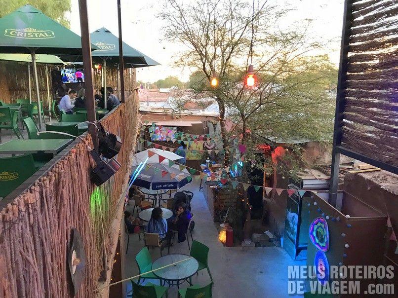 Restaurante Lola - San Pedro de Atacama, Chile