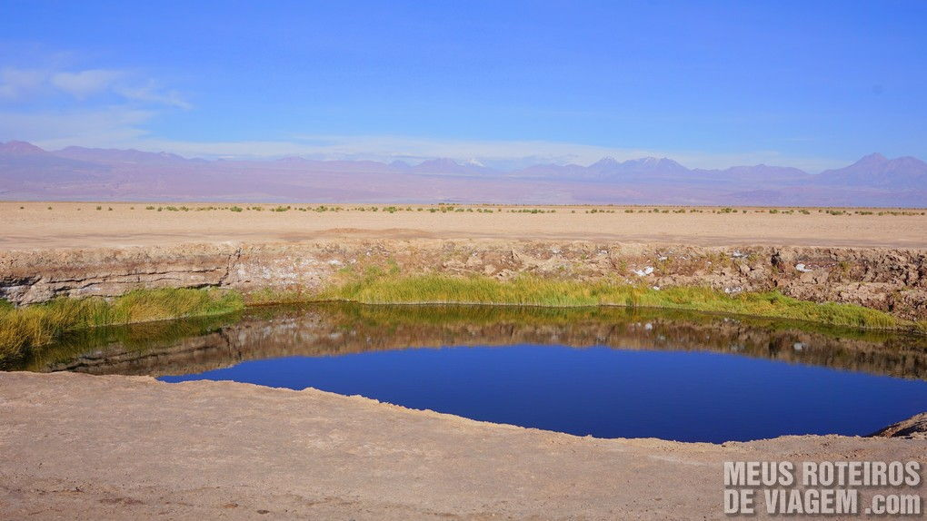 Ojos del Salar - San Pedro de Atacama, Chile