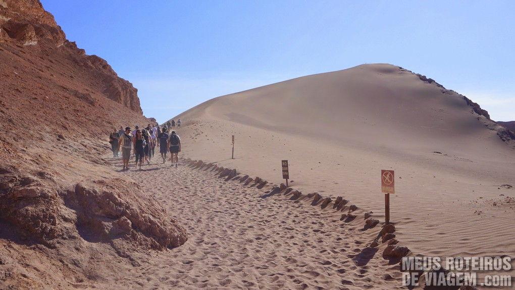 Vale da Lua - San Pedro de Atacama, Chile