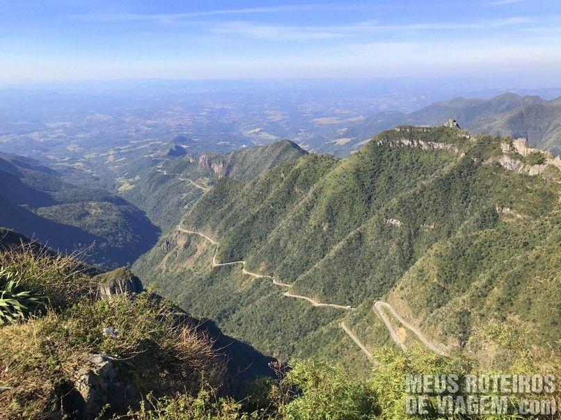 Serra do Rio do Rastro - Serra Catarinense