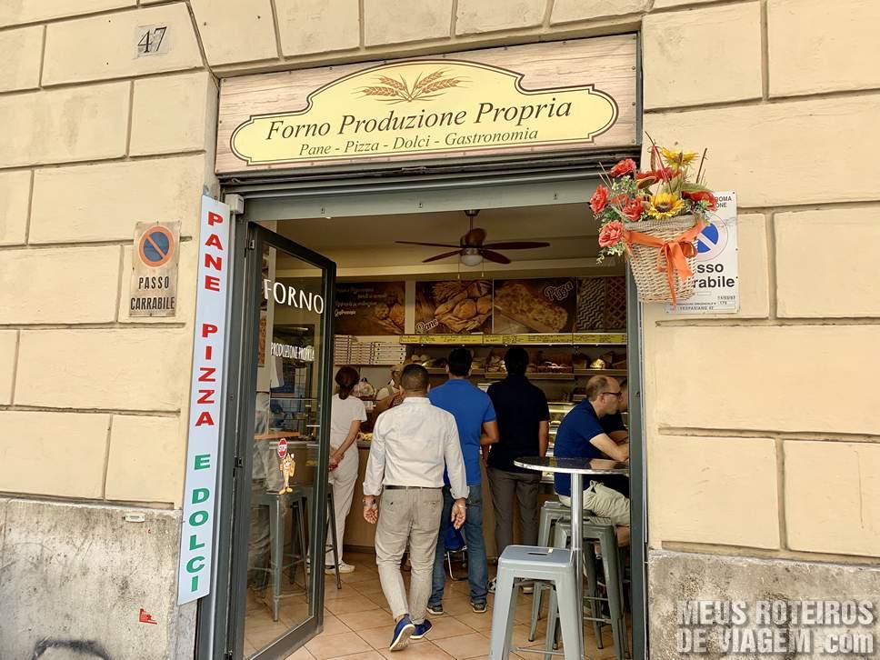 Forno Produzione Propria Roma