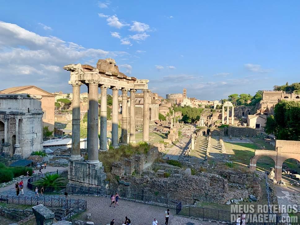 Forum Romano - Roma