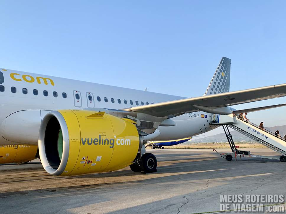 Airbus A320neo da Vueling Airlines