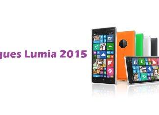 toques do lumia 2015