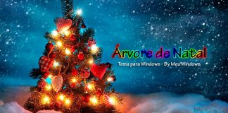 Tema Árvore de Natal