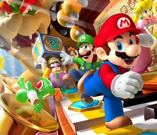 Tema Mario