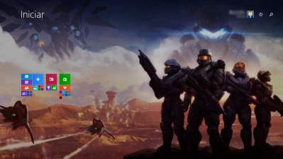 Tema Halo 5: Guardians
