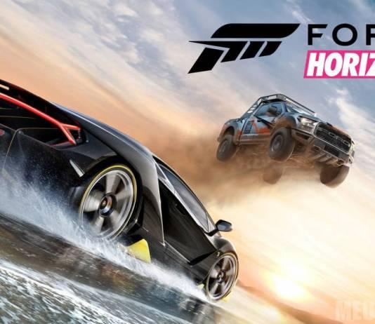 Tema Forza Horizon 3