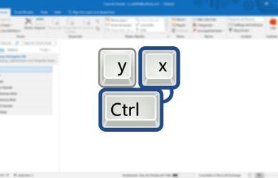 Atalhos de teclado essenciais para o Outlook