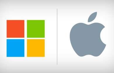 Microsoft e Apple