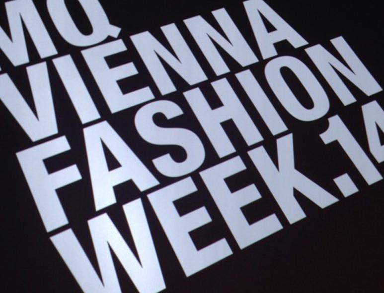 MQ Vienna Fashion Week on the 14/09/2014 Dutch Design Night