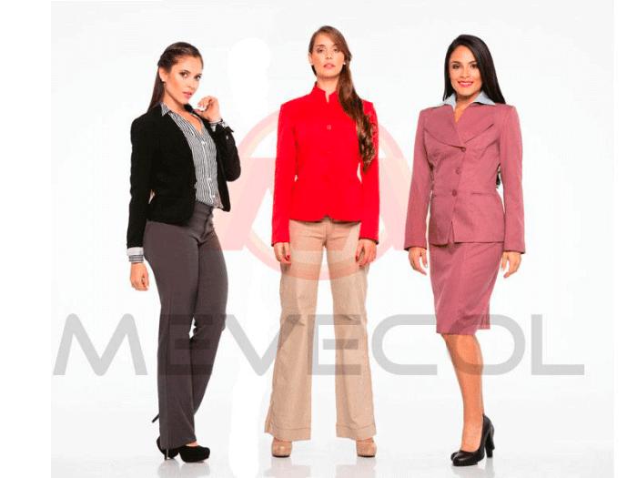 Estilo ejecutivo para mujer