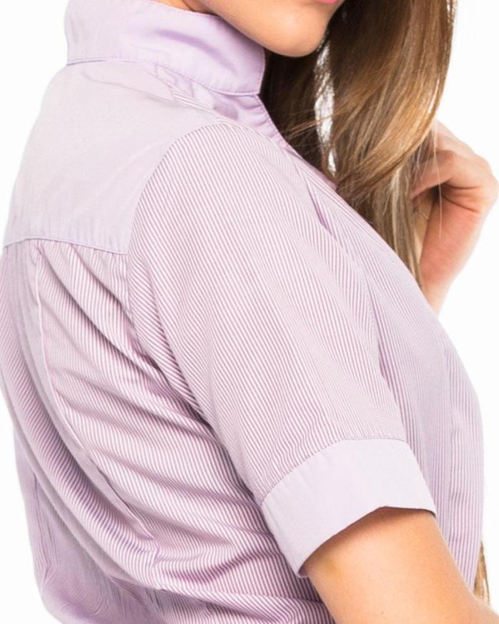 Uniformes empresariales para Mercaderistas M15 cuello