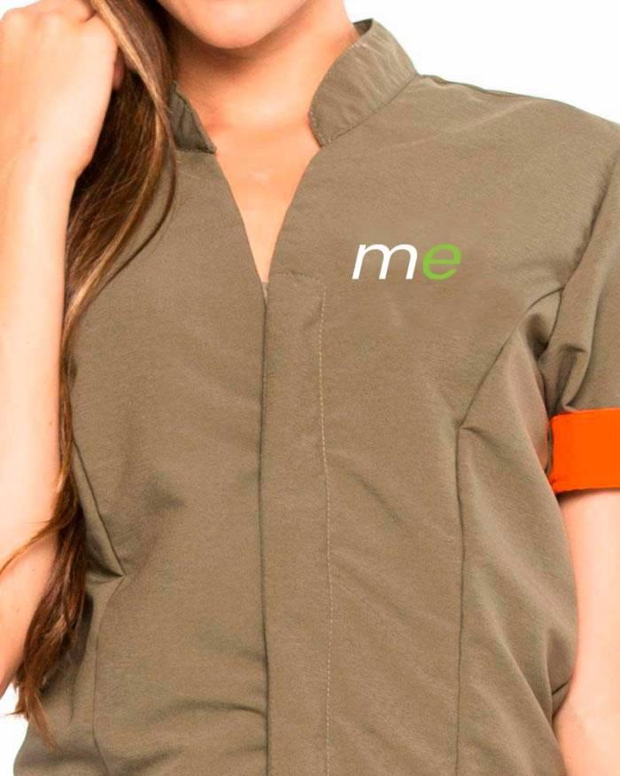 Uniformes empresariales para Mercaderistas M2