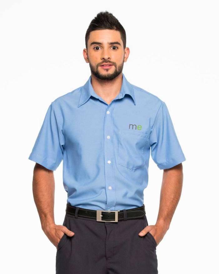 Uniformes empresariales para Mercaderistas M40 medio
