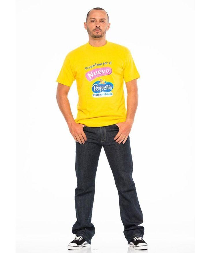 Camisetas personalizadas P4 3