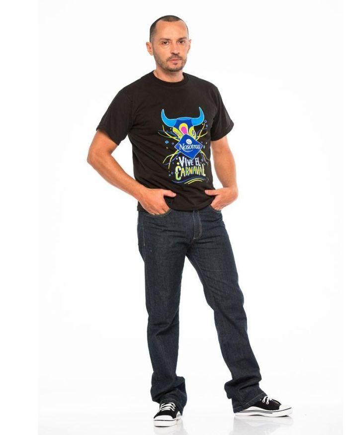 Camisetas personalizadas P5 cuerpo entero